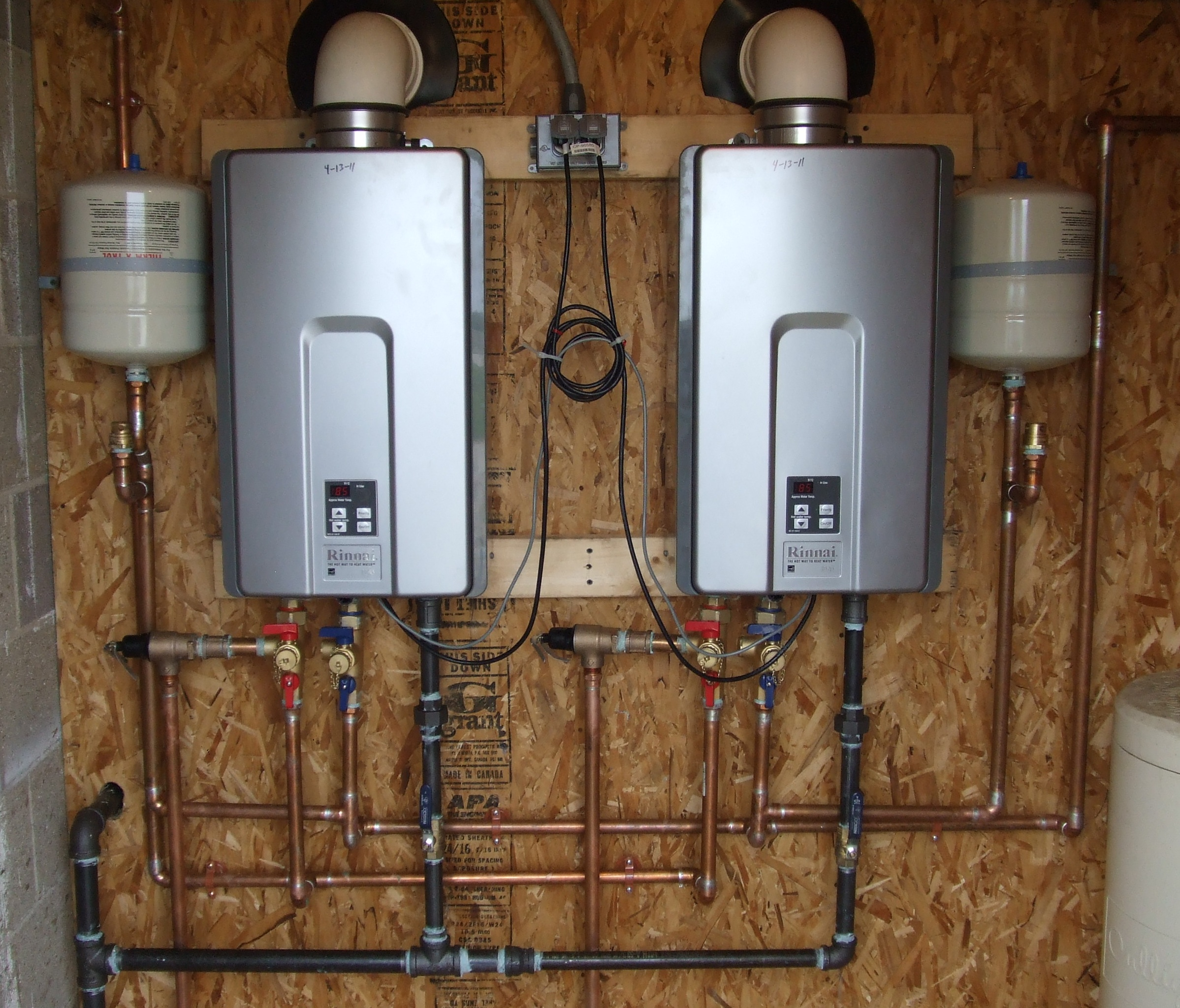 Why Tankless? What does changing a water heater really mean for your home?